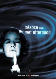 Seance on a Wet Afternoon Poster