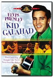 Kid Galahad Poster
