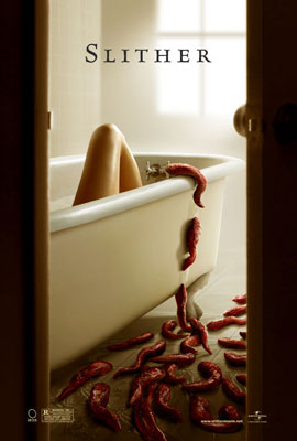 Poster del film Slither