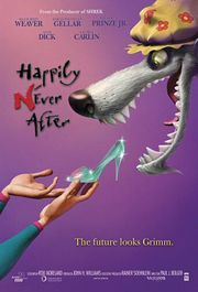 Happily N&#039;Ever After Poster
