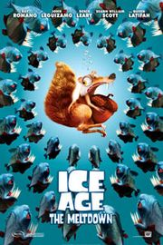 Ice Age 2: The Meltdown poster Ray Romano Manny