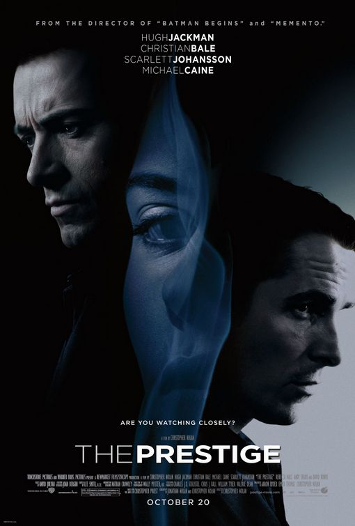 Poster del film The prestige