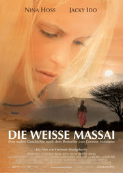 The White Massai Poster