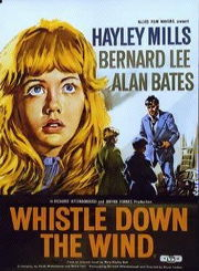 Whistle Down the Wind Poster