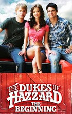 The Dukes of Hazzard: The Beginning Cover