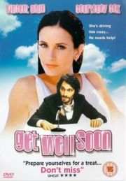 Get Well Soon poster Courteney Cox