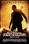 National Treasure poster & wallpaper