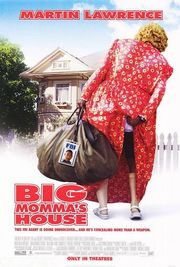Big Momma&#039;s House Poster