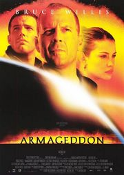 Armageddon Poster