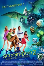 Scooby-Doo 2 - Monsters Unleashed