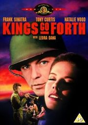 Kings Go Forth Poster