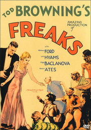 Freaks Poster