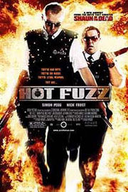 Hot Fuzz Poster