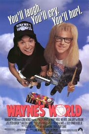 Wayne&#039;s World Poster