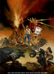 Watch Aqua Teen Hunger Force Colon Movie Film for Theatres (2007) Online