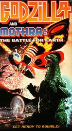 Godzilla vs. Mothra