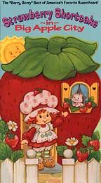 Strawberry Shortcake in Big Apple City