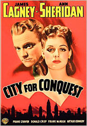 City for Conquest Poster