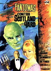Fant&ocirc;mas contre Scotland Yard Poster