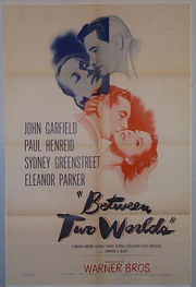 Between Two Worlds Poster