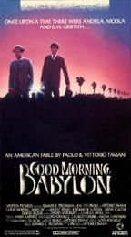 Good Morning, Babylon Poster