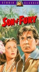 Son of Fury: The Story of Benjamin Blake poster Tyrone Power Benjamin Blake