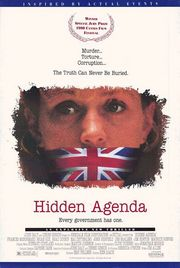Hidden Agenda Poster