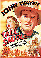 Tall in the Saddle Poster