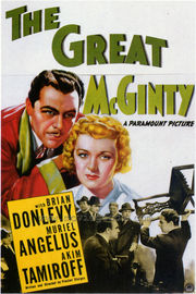 The Great McGinty (Down Went McGinty)