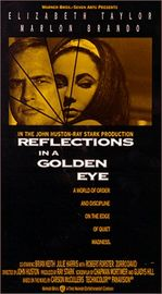 Reflections in a Golden Eye Poster