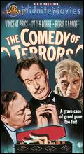 The Comedy of Terrors (The Graveside Story)
