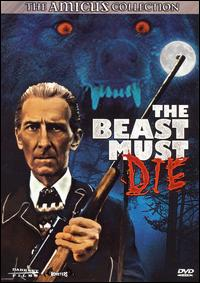 The Beast Must Die (Black Werewolf)