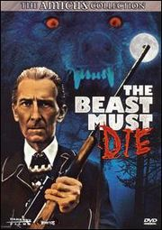The Beast Must Die Poster