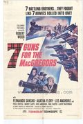 Sette pistole per i MacGregor (Seven Guns for the MacGregors)