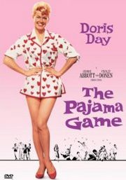 The Pajama Game poster Doris Day Katie (Babe) Williams