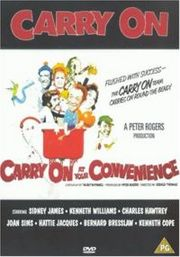 Carry on at Your Convenience Poster