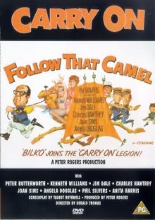 Carry On... Follow That Camel (Carry on in the Legion)