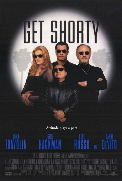 Poster del film Get Shorty