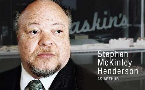 Stephen Henderson