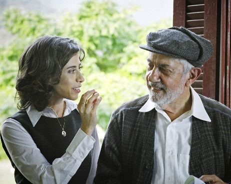 Fernanda Torres and Paulo Jos�