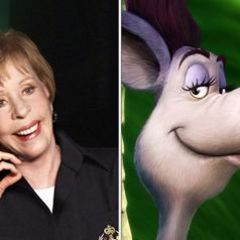 Carol Burnett as Kangaroo