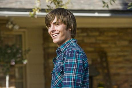 zac efron 17 again hairstyle. Set Visit: Zac Efron#39;s 17