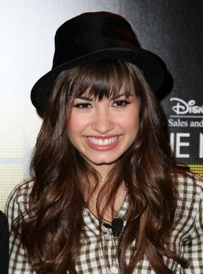 I'm Demi Lovato. This is me.  Deal with it.