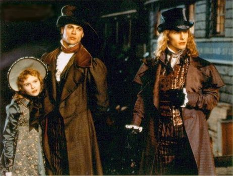 Lestat, Louis and Claudia