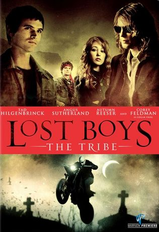 dvd cover background. Lost Boys 2 DVD Cover Art