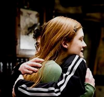 Harry and Ginny hugging - DanLatino News - Lilianetty News