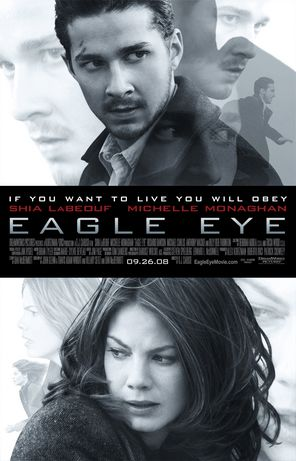 will smith movies posters. Eagle Eye Movie Poster