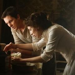 The Prestige - Christian Bale &amp; Rebecca Hall