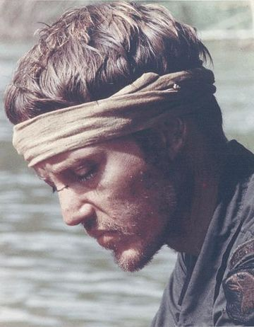 Christopher Walken in The Deer Hunter