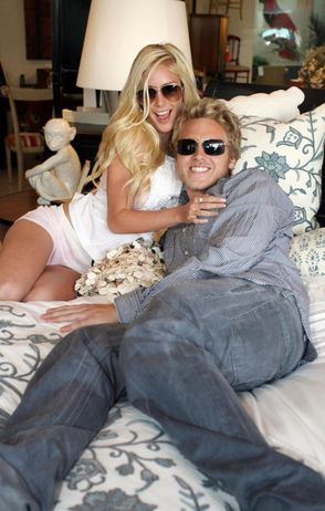 heidi montag wedding pictures. Spencer Pratt Heidi Montag